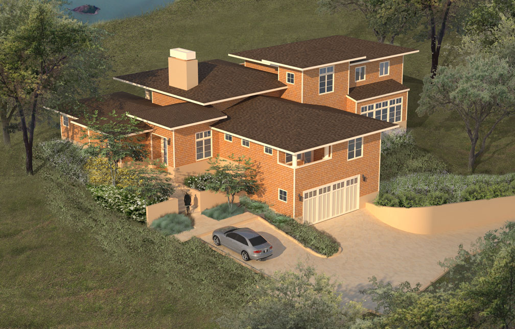 San Rafael Residential Architect